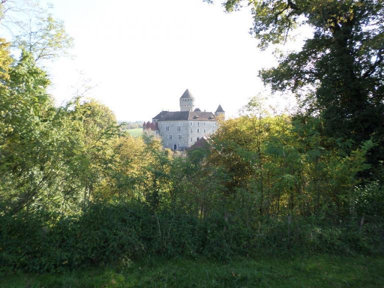 Il fait bon vivre au Château de Montrottier