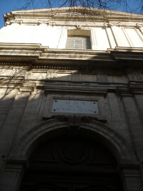 Une autre vue de la façade