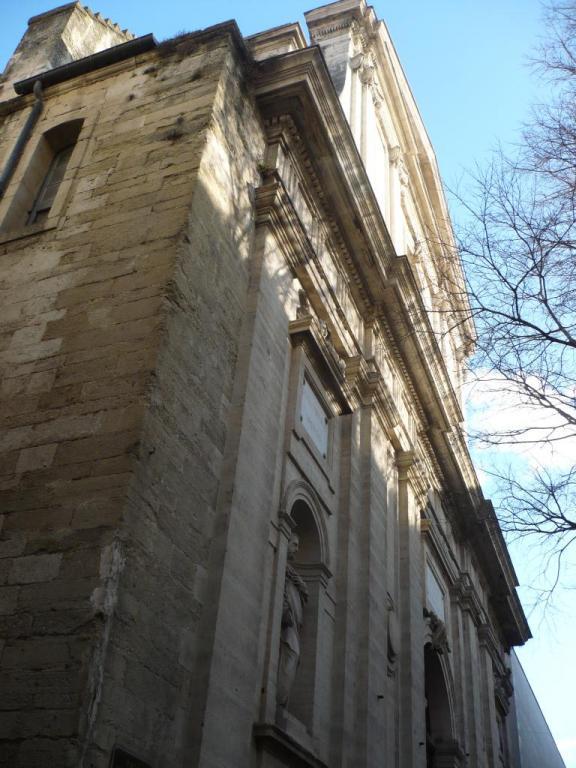Vue de l'angle de la Rue des Ecoles Centrales