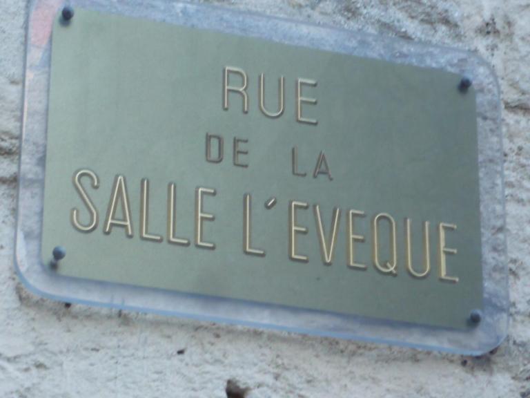 Rue de La Salle l'Evèque, Montpellier.