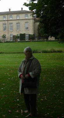 Colette Guelpa chateau de Parentignat Auvergne 2010