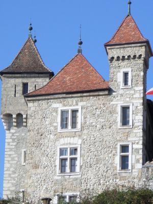 Lovagny chateau de montrottier photos gerard robert blanc 30